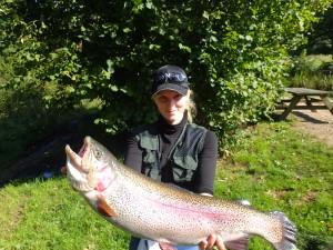 regnbueørred, girlfishing.dk