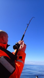 girlfishing.dk, laks, møn, trolling