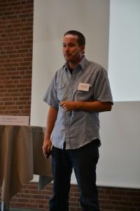 Gordon P. Henriksen, girlfishing.dk, konference
