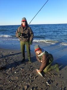 fiskeri, mariendal, girlfishing.dk, havørred