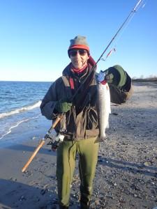 Mariendal, girlfishing.dk, havørred