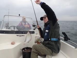fladfisk, storebælt, fiskeri, girlfishing.dk