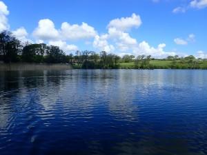 fiskeri, dejligt vejr