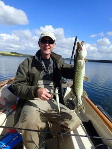 girlfishing.dk fiskeri gedder